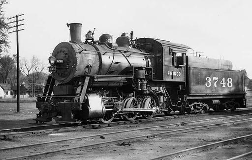 Railway Preservation News • View topic - SLSF 0-6-0 No. 3749
