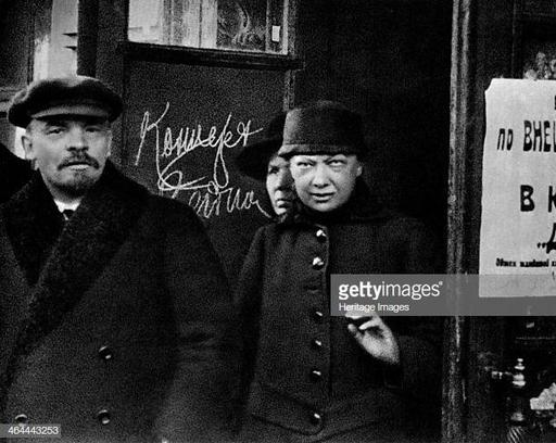 Nadezhda Krupskaya Stock Photos and Pictures |  Images