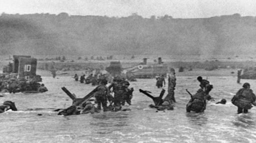 American History: D-Day Invasion of Europe