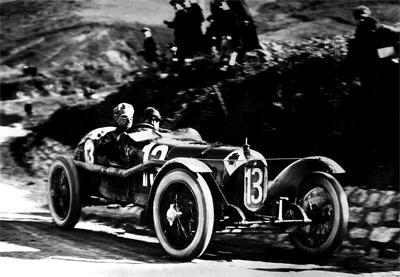 History of Formula 1 - Targa Florio