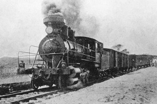 The Trans-Siberian Railway reshaped world history - Vox