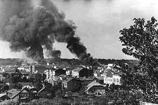 World War Two Daily: June 22, 1941: Germany Invades Russia