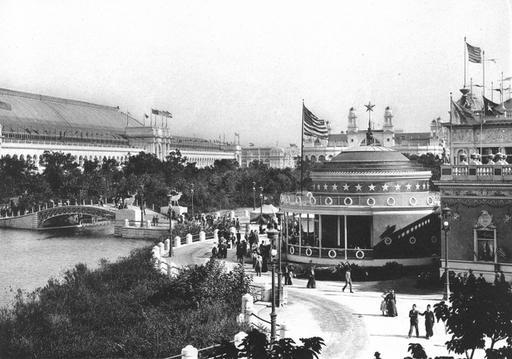 ERBzine 3362: II. Gallery 26-55 ~ Columbian Exposition 1893