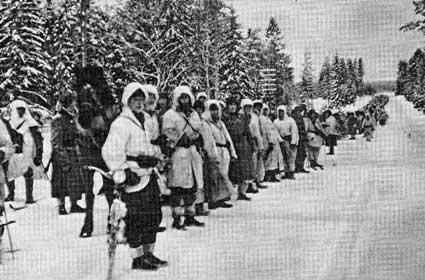 World War Two Daily: December 6, 1939: Attacks on Mannerheim Line
