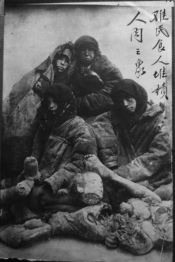 Japanese traveler documents Russian Cannibals 1921 In 1917, toward the end of World War I, the ...