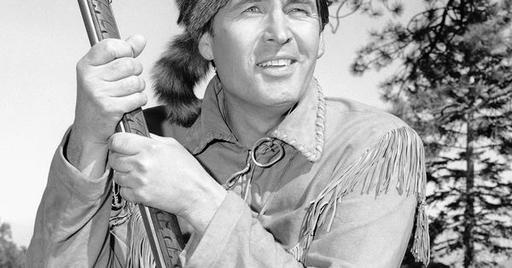 The Davy Crockett Show 1954-1955   Back To Those Thrilling Days Of Yesteryear      Davy ...