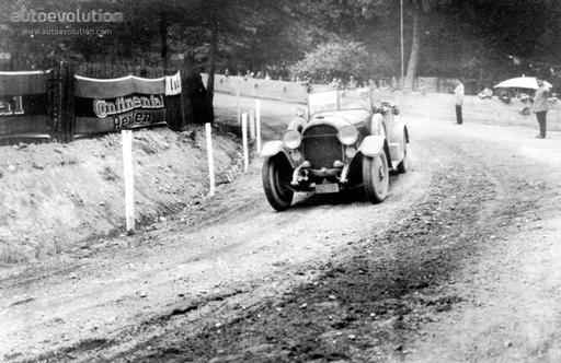 MAYBACH Typ W3 22/70 HP (Open Body) specs & photos - 1921, 1922, 1923, 1924, 1925, 1926, 1927 ...