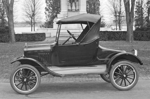 The 1925 Ford Model T Automobiles