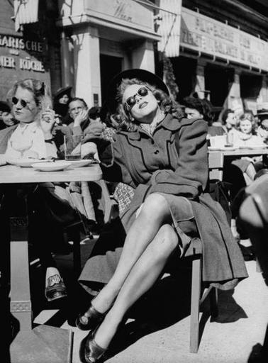 NOTE DE L'HOTEL: East Meets West | Berlin, 1946