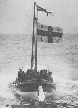 Norfolk and Suffolk-class lifeboat