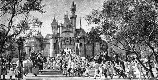 Born A Boomer in 1955: Davy Crockett and Disney's Dream