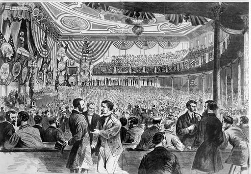 1896 Democratic Convention