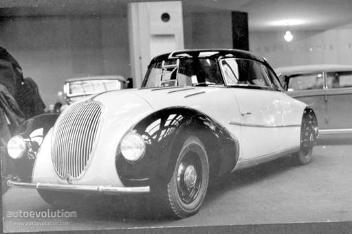 MAYBACH Typ SW 35 Stromlinien specs & photos - 1935, 1936 - autoevolution