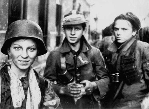 The Warsaw Ghetto and Warsaw Antifascist Uprising (1943-1944) Poland | IndyMedia