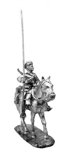 Cossack. Russia, 1914-1922; 28 mm