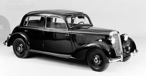 MERCEDES BENZ Typ 230 (W153) specs & photos - 1938, 1939, 1940, 1941, 1942, 1943 - autoevolution