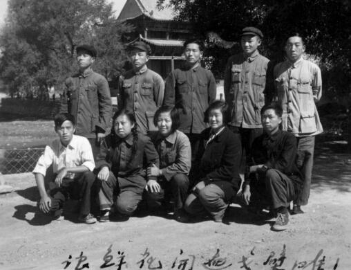 Old photo tells a unique devotion story