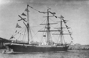Russian cruiser Asia