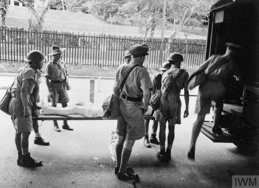 FAR EAST SINGAPORE MALAYA HONG KONG 1939-1945 (KF 26)