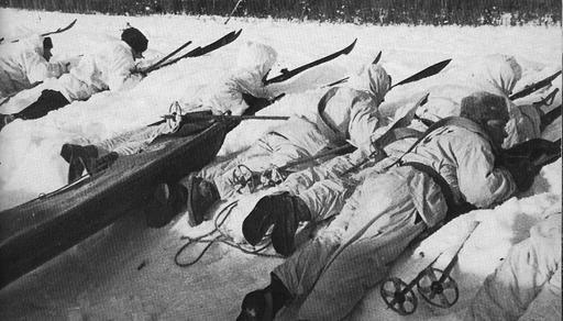 Neko Random: A Look Into History: Winter War (Finland vs Soviet Union 1939-1940)
