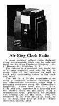 Air King Model 66 Skyscraper Style Radio in Mother of Pearl (1935)