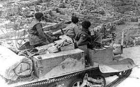 Armour force / Panssaroitu voima : Egypt 1940 - Italy invasion