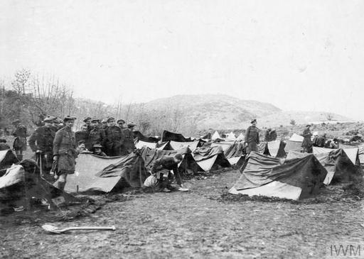 Under the devil's eye Britain's forgotten army at Salonika 1915-1918   Imperial War Museums