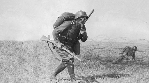 How Russia countered Germany's chemical weapons in WWI - Russia Beyond