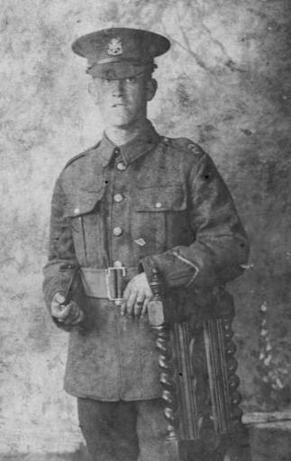 The stories of individual men who enlisted into the 2/6th Battalion | Derbyshire Territorials in ...