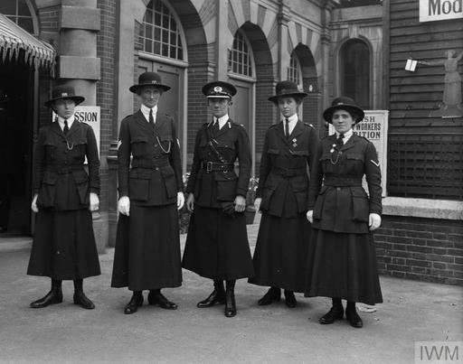 The Women39s Right To Serve march 1915 WW1 t