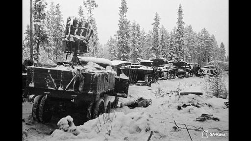 Finland 1939-1940 The Battle of Suomussalmi - Raate -