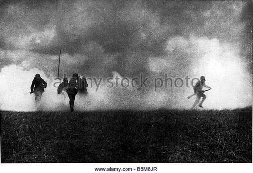 German Gas 1915 Stock Photos & German Gas 1915 Stock Images -