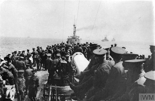 DARDANELLES CAMPAIGN TURKEY 1915 - 1916 (Q 46430)