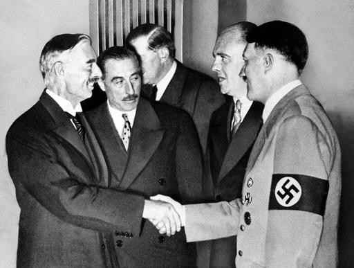 The Road to World War II: How Appeasement Failed to Stop Hitler - SPIEGEL ONLINE