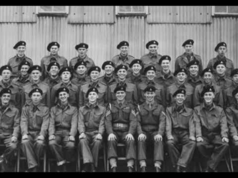 National Service 1955 to 1957 -