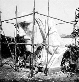 Construction of Christ the Redeemer Statue in Rio de Janeiro, Brazil, 1926 – 1931 | Chief ...
