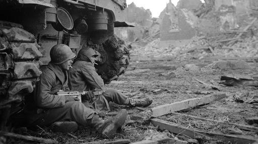 The War | PBS