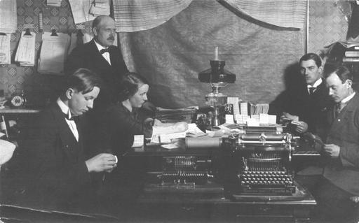 Office Photos ~ 1904-1907