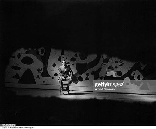 Joan Miro Photos et images de collection |  Images