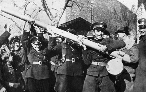 L'Anschluss (1938)