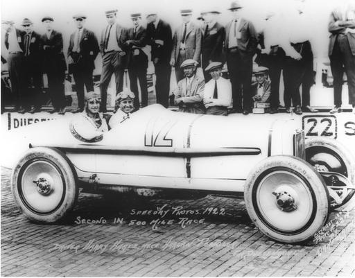 1921 Duesenberg 183 Grand Prix Race Car