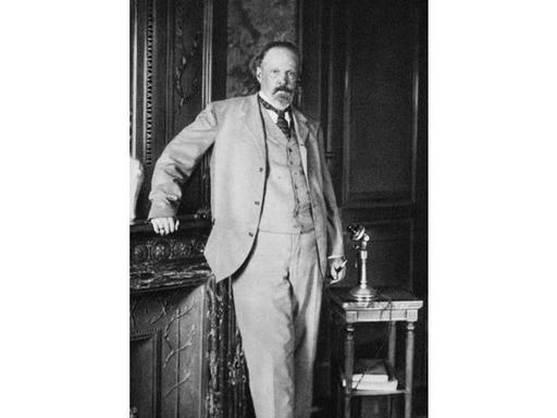 Sergey Yulyevich Witte N(1849-1915) Russian Statesman Photographed In 1905 When Negotiating The ...