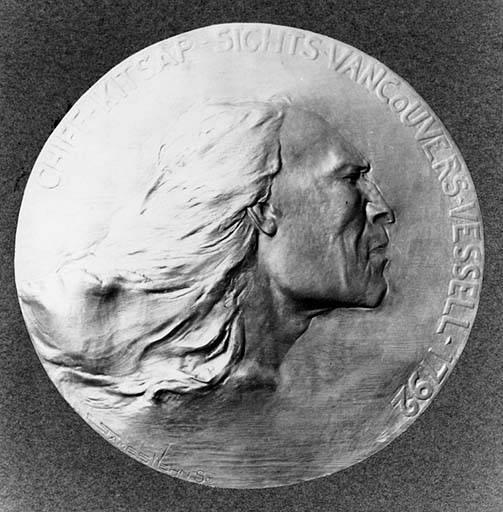 54 best images about Chief Seattle and Princess Angeline on  | Chief seattle, Wooden ...