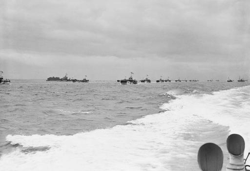 4 June 1944: 0415: Eisenhower postpones D-Day