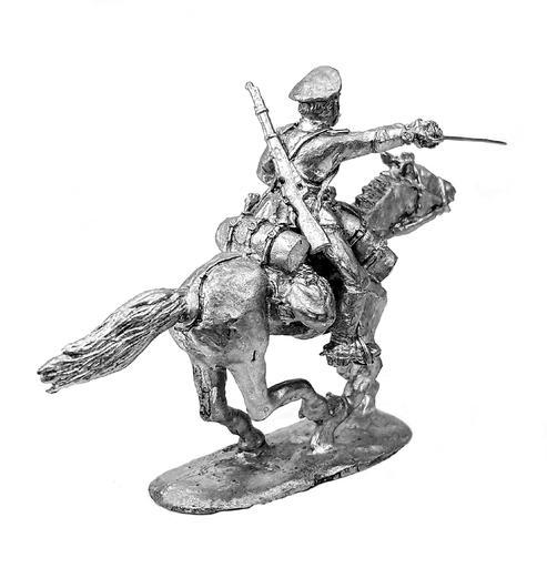 Cavalryman. Russia, 1914-1922; 28 mm