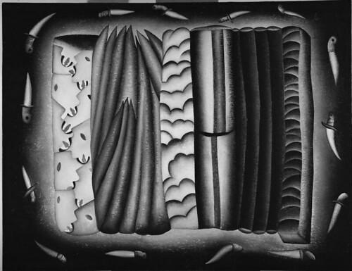 Amaral, Antonio Henrique (1935- ) - 1993 A Landscape with … |