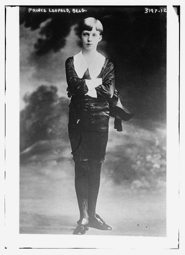 Historical Photos of European Royalty (1910-1915) – 1X57