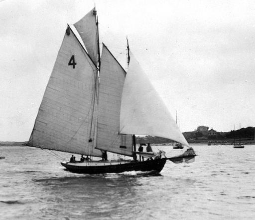 Malabar IV - Classic Sailboats