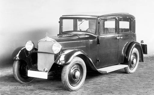 MERCEDES BENZ Typ 170 (W15) - 1931, 1932, 1933, 1934, 1935, 1936 - autoevolution