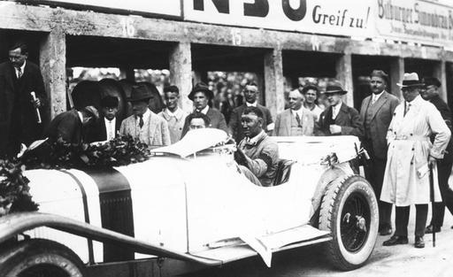 1927 Mercedes Benz S-Type Sportwagen